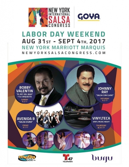 2017 New York International Salsa Congress