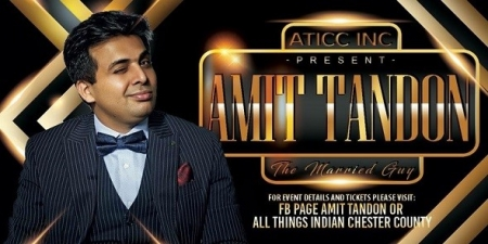 Amit Tandon Live in NYC