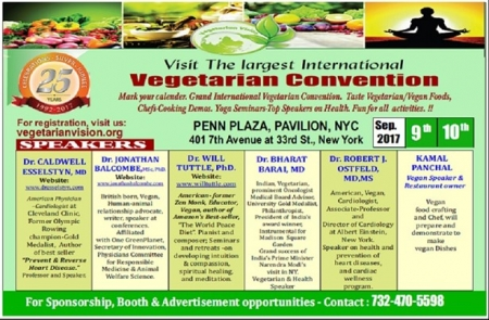 International Vegetarian Convention