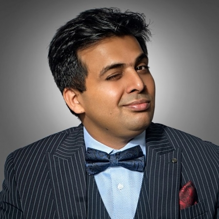 Amit Tandon Stand Up Comedy First Time Live in Bay Area