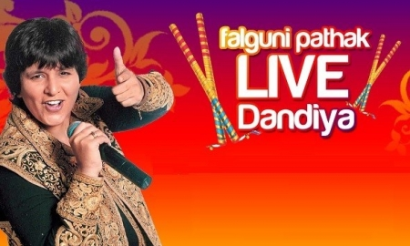 Falguni Pathak Dandiya & Raas Garba Live in Seattle