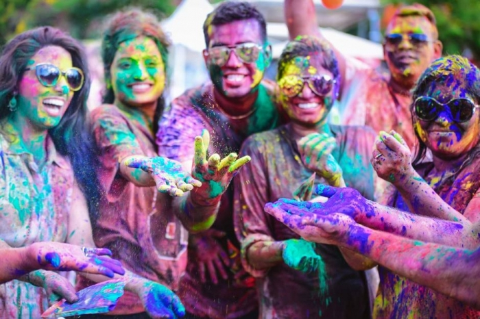 HOLI IN THE CITY - Saturday March 31st - Festival of Colors Day Party