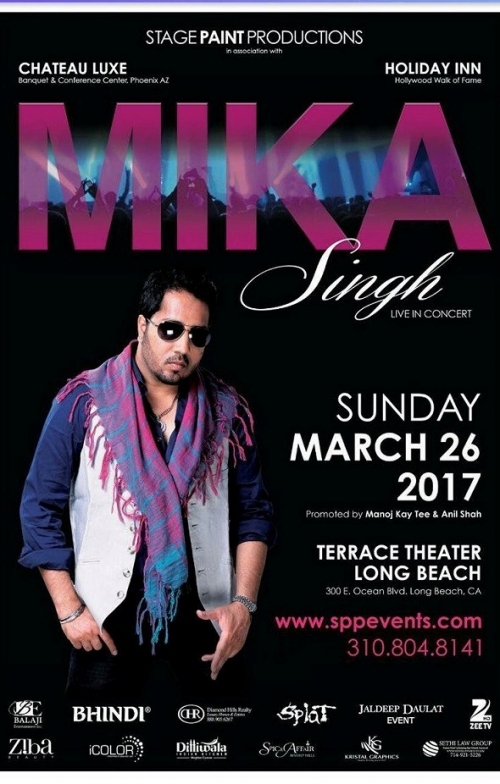MIKA SINGH LIVE IN CONCERT