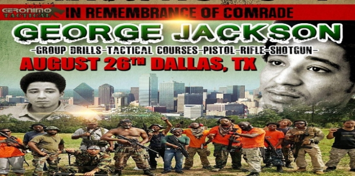 Geronimo Tactical Presents Black August Training Remembering George Jackson