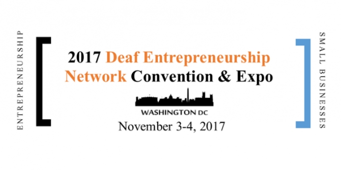 2017 Deaf Entrepreneurship Network Convention & Expo